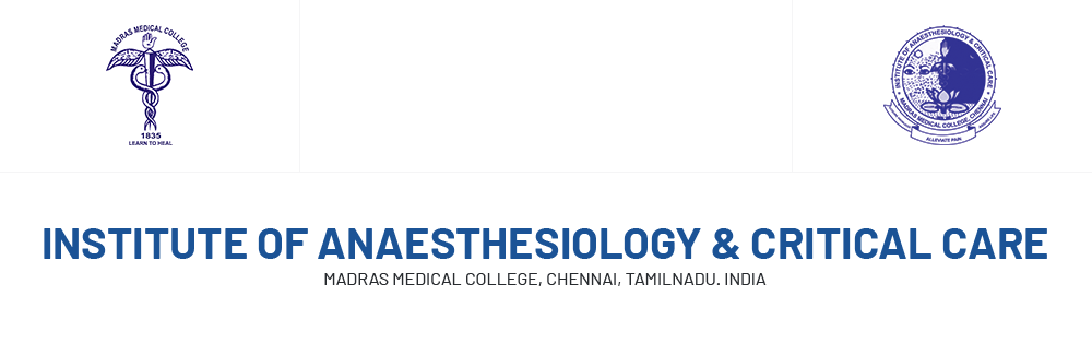 Institute of Anaesthesiology & Critical Care